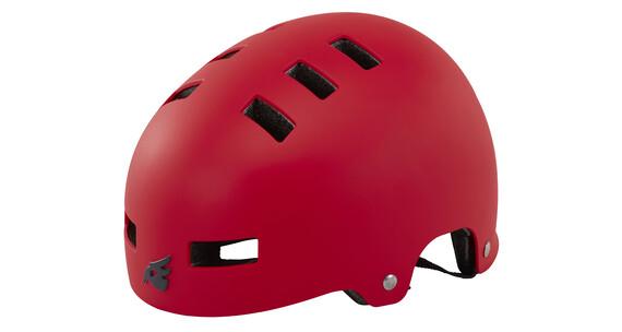 bluegrass Super Bold Helm skull matt red